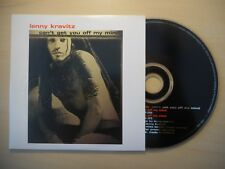 LENNY KRAVITZ : CAN'T GET YOU OFF MY MIND [CD SINGLE]