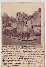 CPA 61 NORMANDIE ORNE ALENCON La Maison des Trois-Sieurs 1902   animée