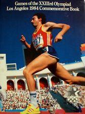 Games o/t 23rd XXIII Olympiad Olympics Los Angeles 1984 Commemorative HC DJ 1984