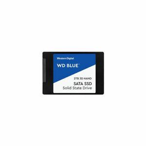 Western Digital Blue 2.5in SATA SSD 2TB