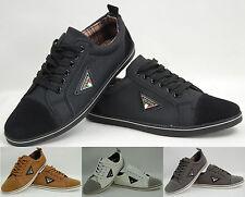Chaussures baskets homme Noir Gris Blanc Camel / Italia 39 40 41 42 43 44 45 46