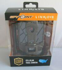 SPYPOINT Link-EVO Cellular Trail Camera 4G/LTE 12MP HD Video