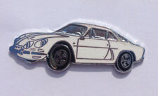 Pin's pin ALPINE RENAULT A110 BLANCHE ( ref L10 )
