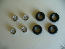 1/43rd scale  Wolfrace wheels by K&R Replicas
