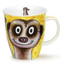 Dunoon Tasse Teetasse Go Wild Meerkats Erdmännchen 0,4l Kaffeebecher Nevis