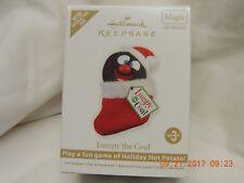 Hallmark Christmas Ornaments Lumpy The Coal 2011