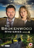 The Brokenwood Mysteries - Series Four [DVD][Region 2]