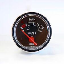 VDO Ocean Line Water Tank gauge N02 321 715
