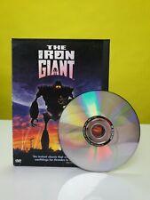 The Iron Giant (Dvd, 1999) free shipping