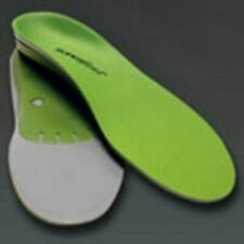 Superfeet Premium Insole Green Foot Arch Support Trim to Fit Run Hike Work