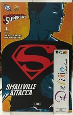 SUPERBOY N.1 SMALLVILLE ATTACCA Ed.LION SCONTO 10%