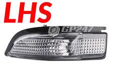 GENUINE TOYOTA YARIS MK3 Wing Mirror Indicator Turn Signal Lens Left LHS Hybrid