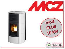Stufa a pellet MCZ mod. CLUB Air - pellet stove -  potenza 10 kW