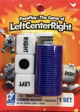 Left Center Right Dice Game w
