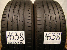 2 x Sommerreifen Pirelli P-Zero   225/45 ZR17 91V, RSC,Run Flat.