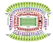 Browns vs Broncos Nice Dawg Pound Seats (2) 10/21/2021 at 8:20pm