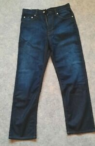 Hugo Boss Jeans  Größe 33/32 Alabama Dark Used Colour Blue