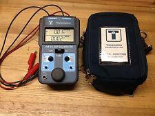 Transmation Model 1180 mA/V Signal Loop Calibrator