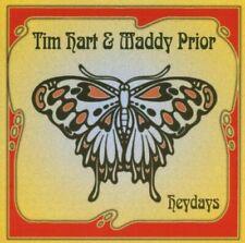 TIM & PRIOR,MADDY HART - HEYDAY-ANTHOLOGY 2 CD NEU