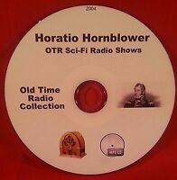 Adventures of Horatio Hornblower 52 Old Time Radio Shows OTR MP3 CD Audio Book