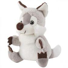 BNWT Trudi WOLF plush finger puppet toy