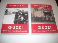 """MOTO GUZZI BOOK 1  2 """" GUZZI L'IDEA CHE HA CAMBIATO MANDELLO"""" N. EDIZIONE 2016"""