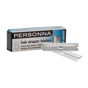 Personna Hair Shaper Blades (5 Blades)