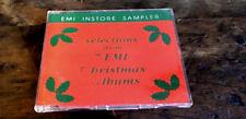 EMI Christmas Albums Promo Only UK CD Sampler 1994 Lennon-McCartney Queen RARE