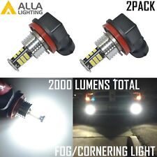 Alla Lighting H16 30-LED Driving Fog Light Bulb Cornering Lamp Replacement White