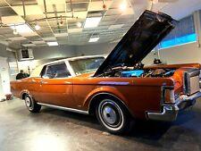1970 Lincoln Mark Series 2-Door