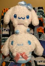 Sanrio Cinnamoroll Furyu Big Plush Lot Of 2