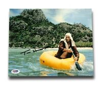 Tom Hanks Hand Signed Castaway 8x10 Photo Authentic COA PSA/DNA Autograph Movie