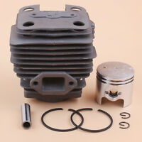 40mm Cylinder Piston Kit For ZENOAH KOMATSU BC4301 PE2500 BK4301 BK4302 CB4410