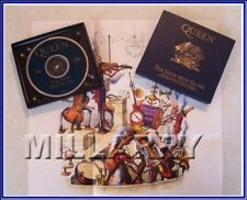 1991 QUEEN - THE SHOW MUST GO ON ENGLAND CD SINGLE BOXSET PARLOPHONE # 20 4564 2