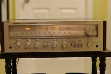"""NICE VINTAGE PIONEER SX-650 STEREO RECEIVER....""""TESTED WORKING"""""""