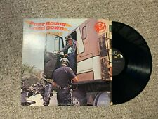 Jerry Reed East Bound semi truck Record lp original vinyl album