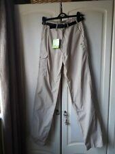 Ladies Size10 Craghopper Kiwi Trousers (longer length)