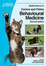 Bsava Manual Of Canine And Feline Behavioural Medicine  9781905319152