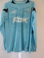 Bolton Wanderers 2005-2006 Away Football Shirt Small mans long sleeve /31744