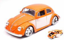 Vokswagen VW Beetle 1959 Orange / Cream 1 24 Model Jada Toys