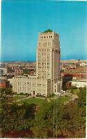 Postcard Atlanta Georgia City Hall