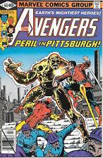 The Avengers Comic Book #192, Marvel Comics Group 1980 NEAR MINT