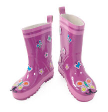 Brand New Kidorable Butterfly Gumboots Runout Stock RRP $45