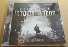 Star Trek Into Darkness Deluxe Edition 2CD Soundtrack Varese Sarabande SEALED