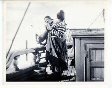 Abbott And Costello Meet Captain Kidd-8x10-B&W-Promo-Still