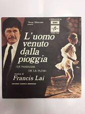 45 giri L' UOMO VENUTO DALLA PIOGGIA - FRANCIS LAI