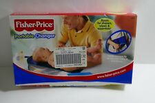 Fisher Price Portable Diaper Changer #79547 SEALED