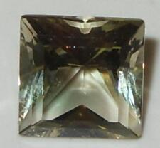 3.79ct Natural Oregon Sunstone With Green Radiant Princess Cut