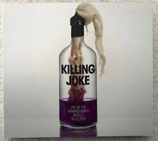 Killing Joke - Live At The Hammersmith Apollo 16.10.2010 - 3 X CD - CLCD290/2011