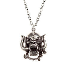 OFFICIAL Motorhead Pendant By Alchemy Gothic – War Pig | Men's Ladies Necklace